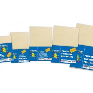 Brown Pocket Envelopes