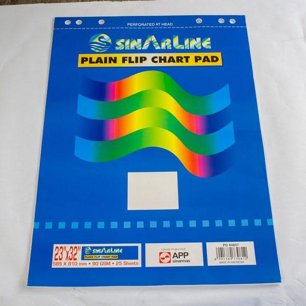 Plain Flip Chart Pad