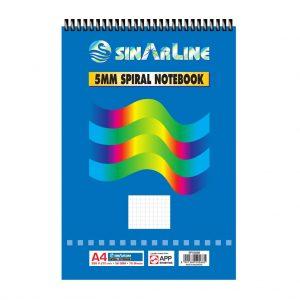 5MM Spiral Notebook