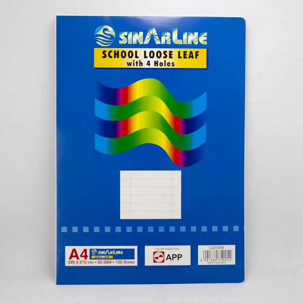 School Loose Leaf